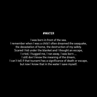 per sito acqua